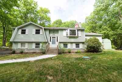 Hooksett Single Family Home Active Under Contract: 64 S Bow Road