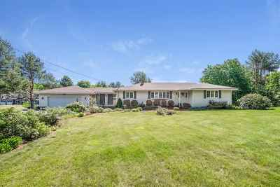 Hooksett Single Family Home Active Under Contract: 45 Pleasant Street