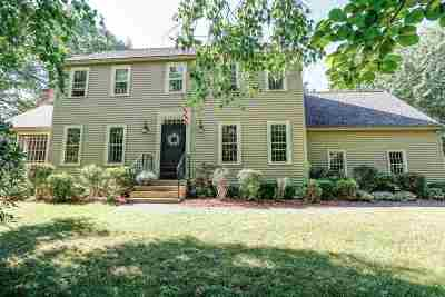 Derry Single Family Home For Sale: 2 Colony Brook Lane
