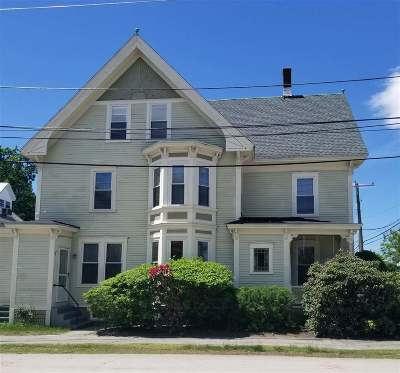 Manchester Single Family Home For Sale: 69 Brook Street #A