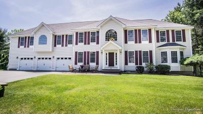 Salem Single Family Home For Sale: 6 Meredith Road