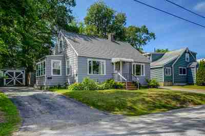 Manchester Single Family Home For Sale: 133 Dewey Street