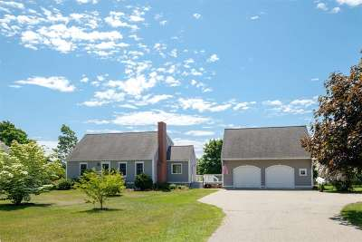 Stratham Single Family Home Active Under Contract: 9 Holmgren Road