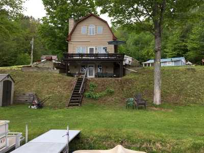 Woodbury Single Family Home For Sale: 519 Herricks Cove Road