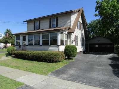 Swanton Single Family Home For Sale: 90 Canada Street