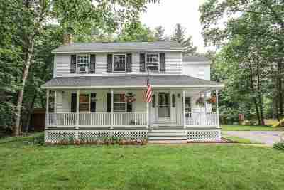Merrimack Single Family Home For Sale: 8 Davidson Avenue