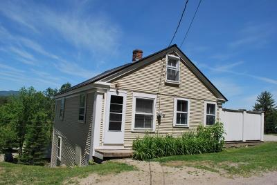 Stowe Single Family Home Active Under Contract: 513 Maple Street