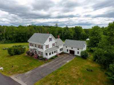 Stratham Single Family Home For Sale: 91 Willowbrook Avenue