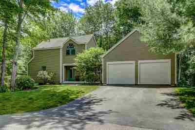 Stratham Single Family Home For Sale: 43 Butterfield Lane