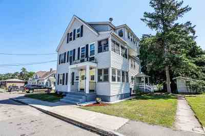 Nashua Multi Family Home For Sale: 4 7th Street