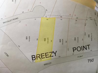 Hillsborough Residential Lots & Land For Sale: M 18 - 2 Breezy Point