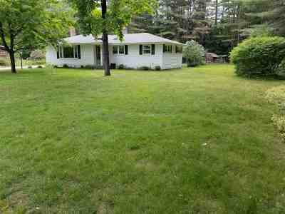 Concord NH Single Family Home For Sale: $284,700