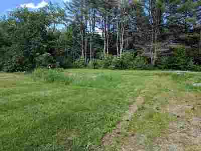 Holderness Residential Lots & Land For Sale: 4 Hilltop Drive