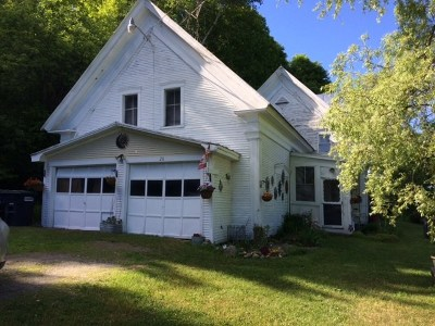 Hardwick Single Family Home For Sale: 26 Tucker Brook Road