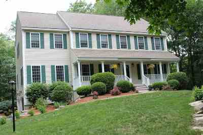 Londonderry Single Family Home Active Under Contract: 10 Jersey Street