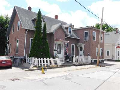 Manchester Multi Family Home For Sale: 398 Granite Street