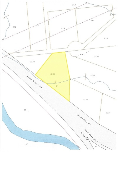 Bethlehem Residential Lots & Land For Sale: Whitefield Road