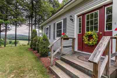 Newbury Single Family Home For Sale: 6521 Route 5 Route
