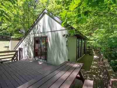 Stowe Single Family Home For Sale: 878 Luce Hill Road