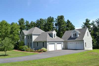Hampton Falls Single Family Home For Sale: 13 Old Stage Road