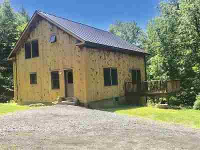 Monkton Single Family Home For Sale: 3404 Mountain Road