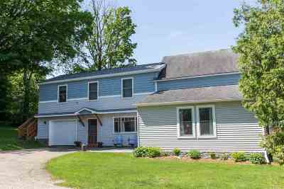 Colchester Single Family Home For Sale: 756 East Lakeshore Drive