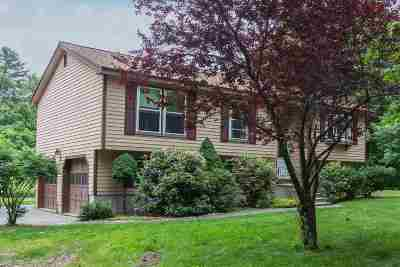 Londonderry Single Family Home Active Under Contract: 292 High Range Road