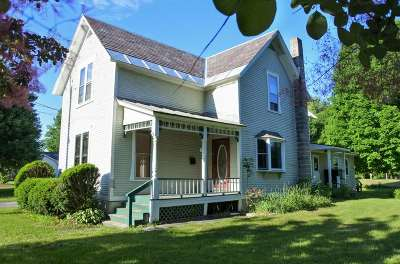 Fair Haven Single Family Home For Sale: 3 Pine Street