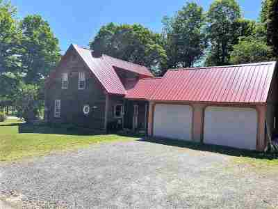 Warren Single Family Home For Sale: 5 Pine Hill Road