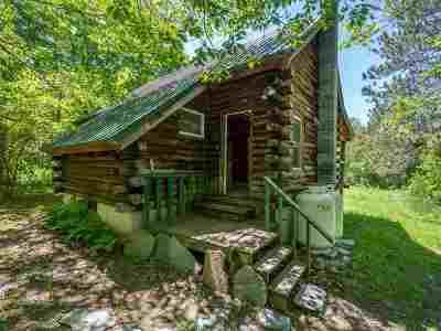 Elmore Single Family Home For Sale: 4200 Elmore Mountain Road