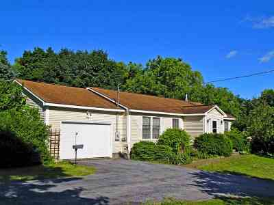Vergennes Single Family Home For Sale: 115 South Maple Street