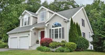 Nashua Single Family Home For Sale: 4 Prestwick Trail