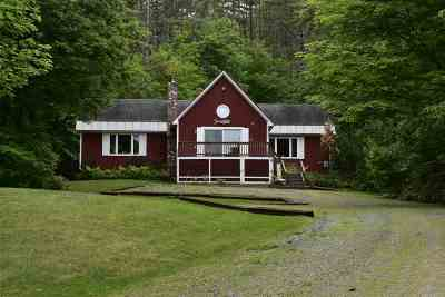Littleton NH Single Family Home Active Under Contract: $129,500