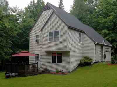 Littleton NH Single Family Home For Sale: $135,000