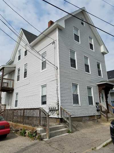 Manchester Multi Family Home For Sale: 36 Clinton Street