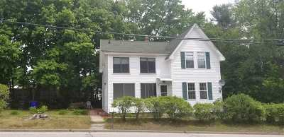 Goffstown Multi Family Home For Sale: 4 Saint Anselms Drive
