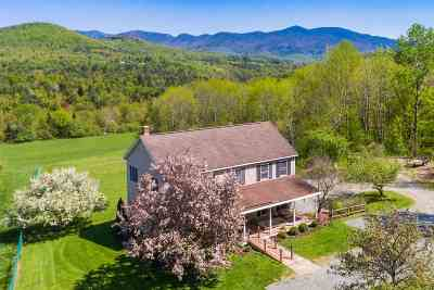 Sugar Hill Single Family Home For Sale: 135 Post Road