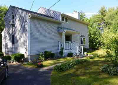 Newfields Single Family Home For Sale: 406 Piscassic Road