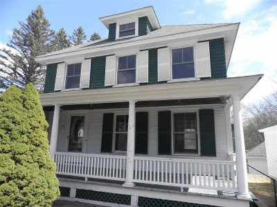 Milford Single Family Home For Sale: 144 Union Street