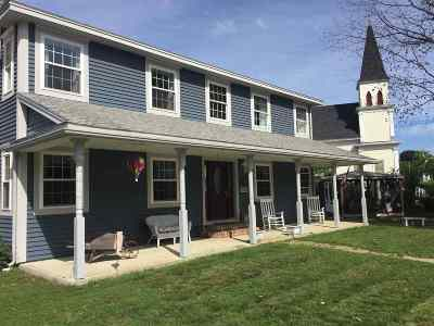 Rochester Single Family Home Active Under Contract: 18 Main Street