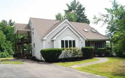Pelham Single Family Home For Sale: 149 Bush Hill Road