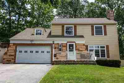 Manchester Single Family Home For Sale: 487 Oak Street