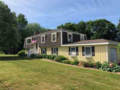 Stratham Single Family Home For Sale: 3 Jason Drive