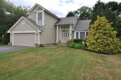 Manchester Single Family Home For Sale: 98 Highview Terrace