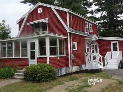 Dover Single Family Home For Sale: 136 Back River Road