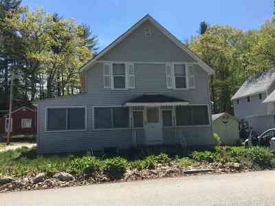 Amherst Single Family Home For Sale: 60 Broadway