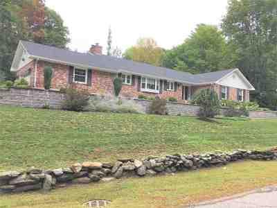 Rochester Single Family Home For Sale: 3 Sampson Road
