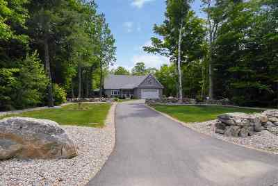 Belknap County Single Family Home For Sale: 51 Reed Road