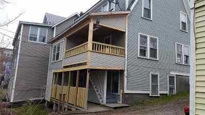 Winooski Multi Family Home For Sale: 78 East Allen Street