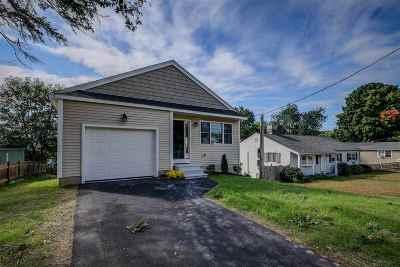 Nashua Single Family Home For Sale: 61 E Glenwood Street